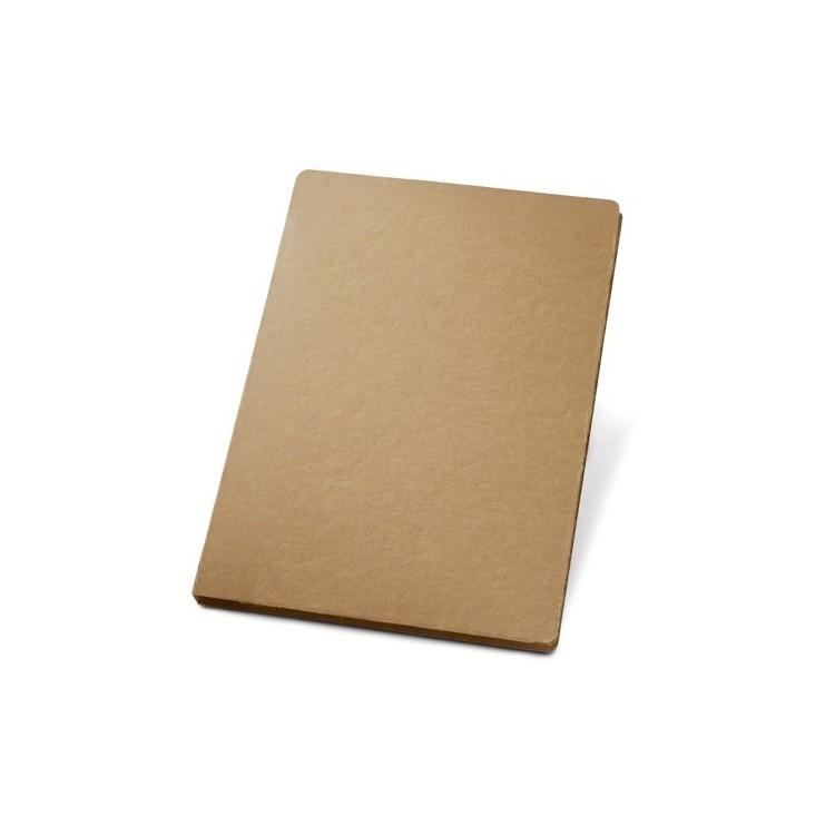 Conférencier A5 en carton publicitaire - Porte-documents personnalisé