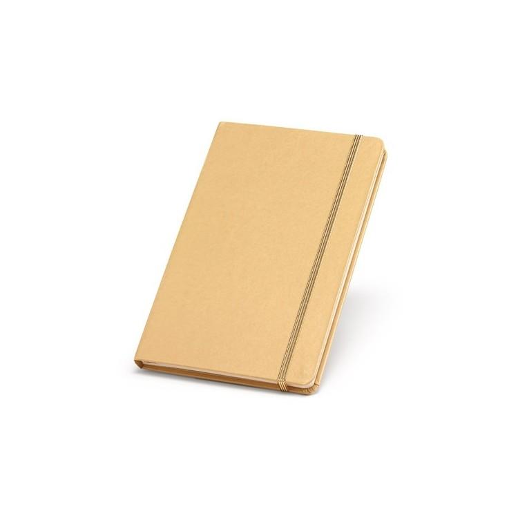 Bloc-notes de 80 feuilles - format A5 - Carnet avec logo