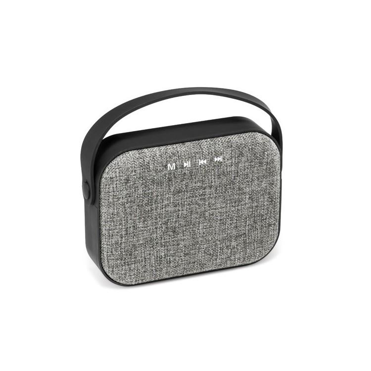 Enceinte avec micro - 3W publicitaire - Enceinte & haut-parleur personnalisé