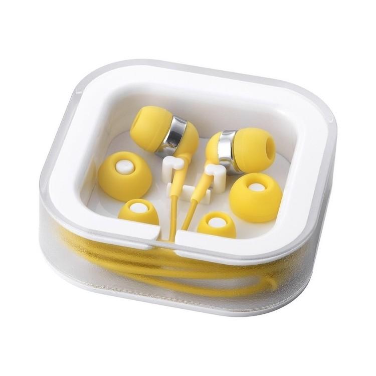 Écouteurs légers - Produits avec logo