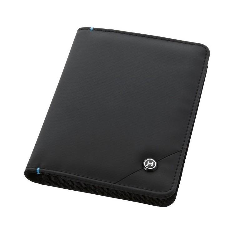 Étui passeport et CB anti-RFID - Produits avec logo