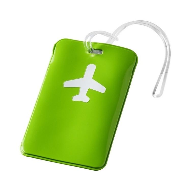 Etiquette à bagages Voyage - Etiquette à bagage personnalisable
