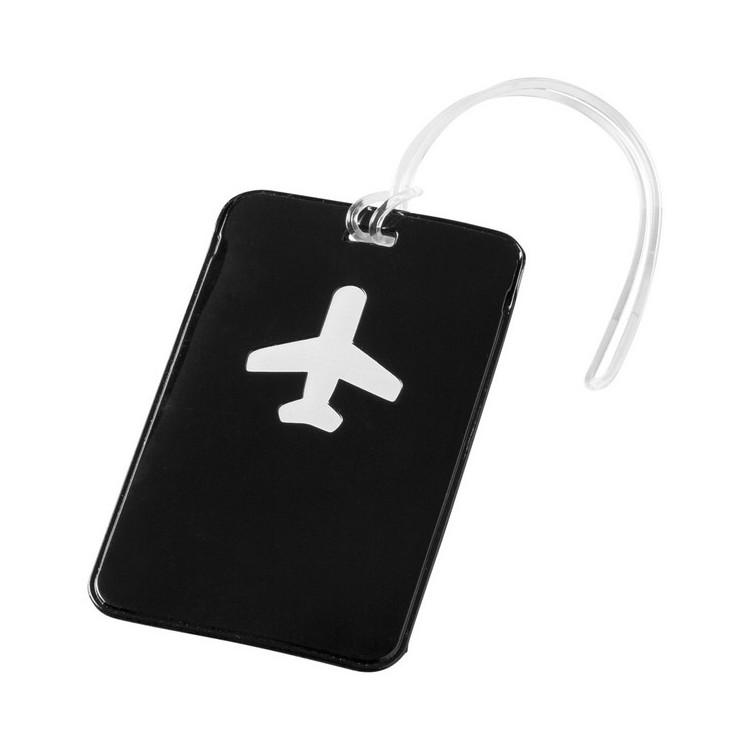 Etiquette à bagages Voyage personnalisé - Etiquette à bagage personnalisable