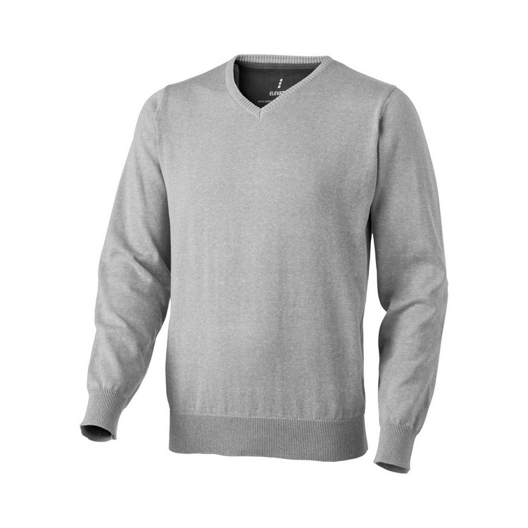 Pullover Col V publicitaire - Pull personnalisé