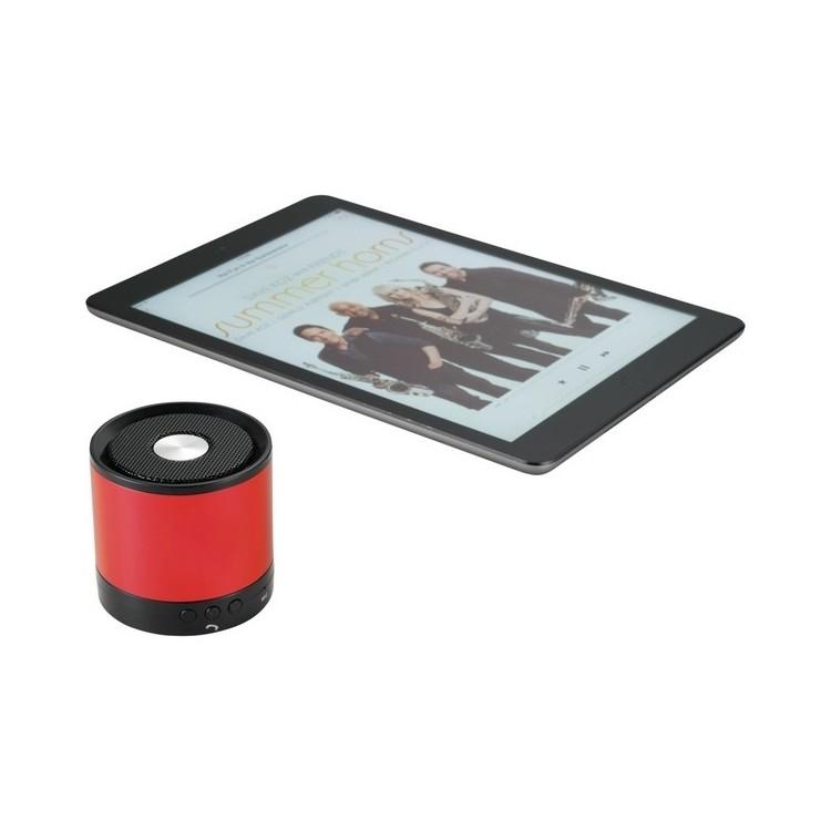 Haut-parleur aluminium Bluetooth® - Produits personnalisable