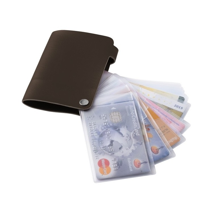 Pochette porte-cartes - Etui cartes de visite personnalisé