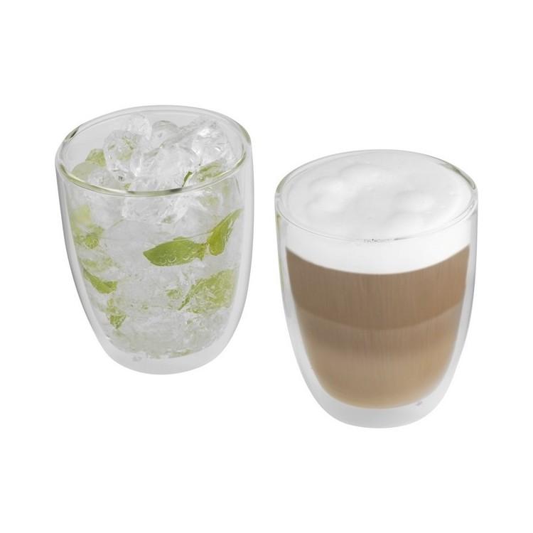 2 verres 300 ml double paroi - Produits personnalisable