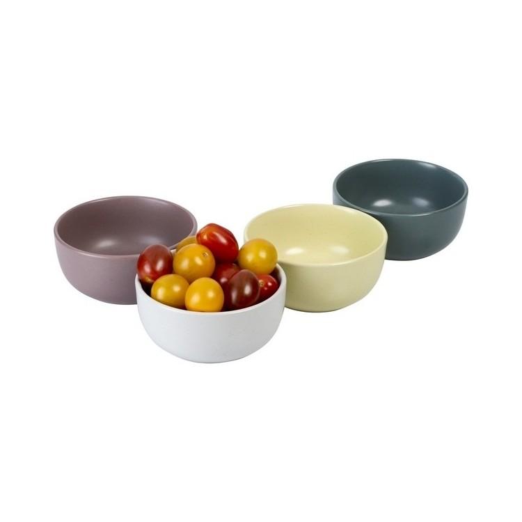 4 ramequins multicolores - Produits personnalisable