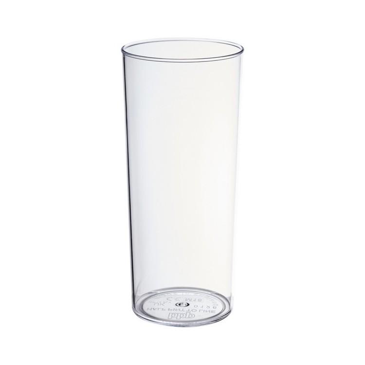Verre plastique 34 cl made in Royaume-Uni - Produits personnalisable