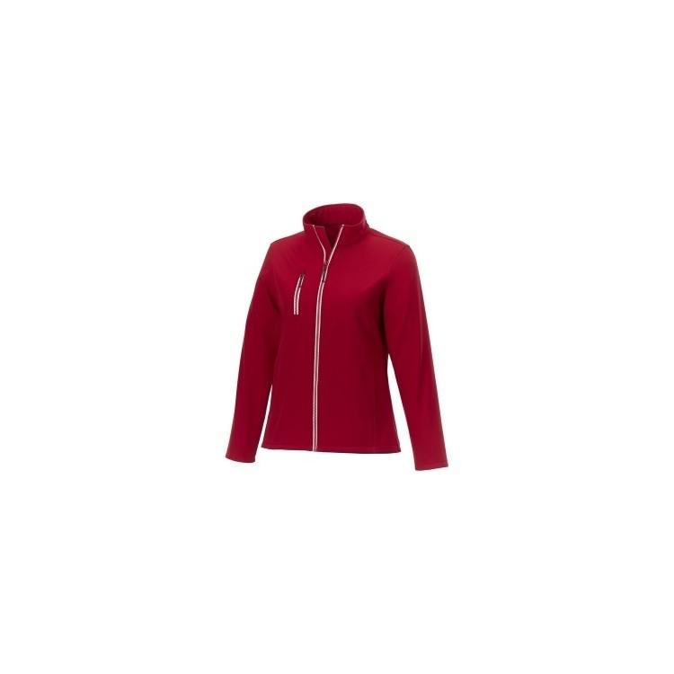 Veste softshell pour femmes Orion - Produits avec logo