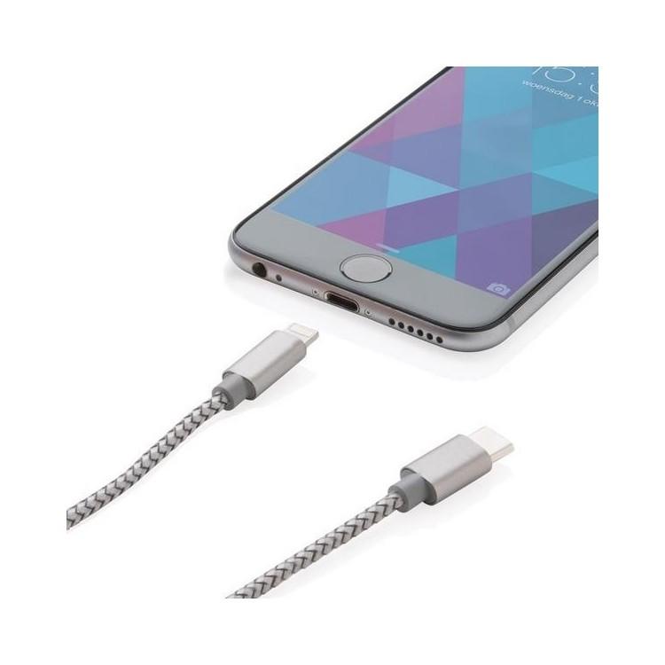 Câble 3 en 1 - Câble personnalisable