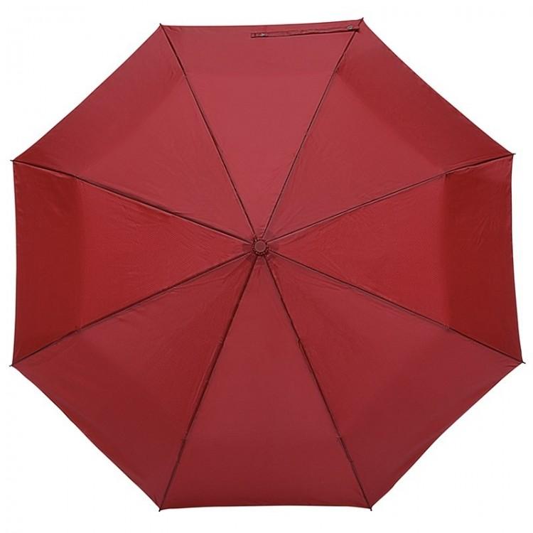 Parapluie pliable automatique anti-tempête - Parapluie automatique publicitaire