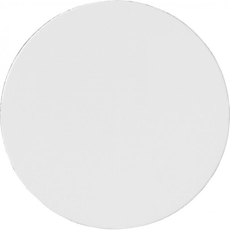 Sous-verre rond Q-Mat® personnalisé - Sous-verre personnalisable