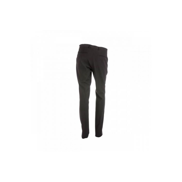 Pantalon de costume pour homme - Pantalon avec logo