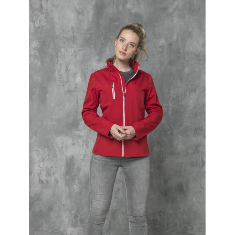 Veste softshell pour femmes Orion - Softshell avec logo