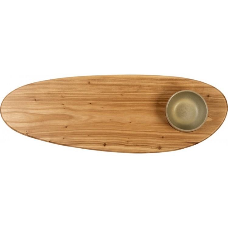Planche à bruschetta - Planche à découper avec logo