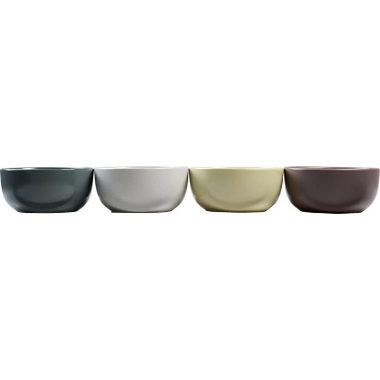 4 ramequins multicolores personnalisé - Tasse personnalisable