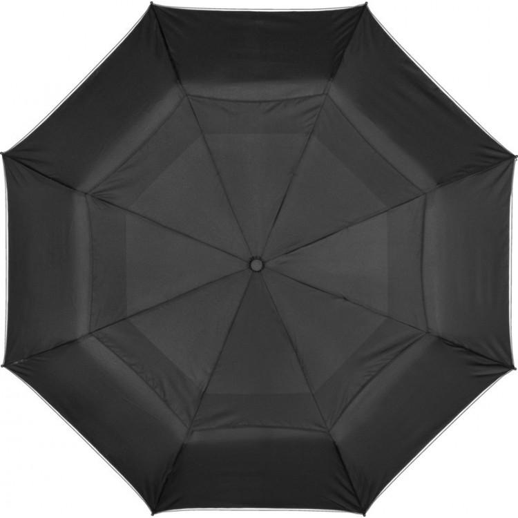 Parapluie 21 pouces automatique en 2 parties personnalisé - Parapluie automatique personnalisable