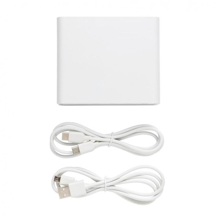 Powerbank 20.000mAh type C et 4 ports USB - Chargeur publicitaire