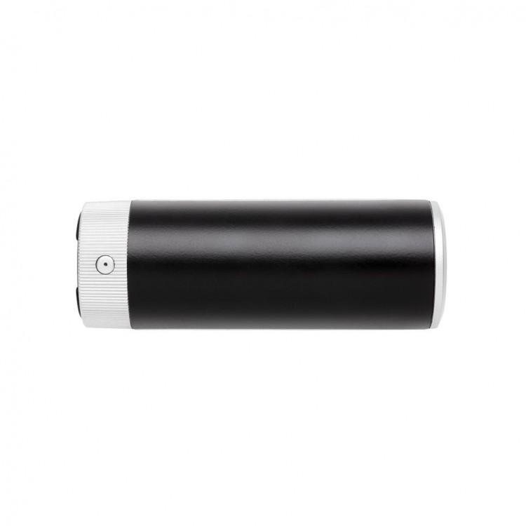 Enceinte et powerbank 2 en 1 lumineuse - Enceinte & haut-parleur avec logo