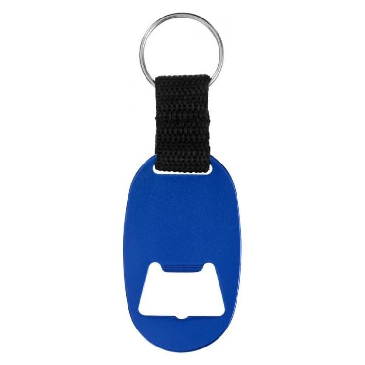 Porte-clés ouvre-bouteille - Porte-clé métal publicitaire