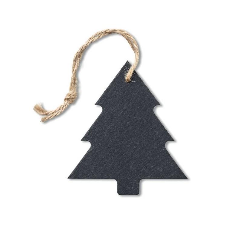 Sapin en ardoise personnalisé - Noël personnalisable