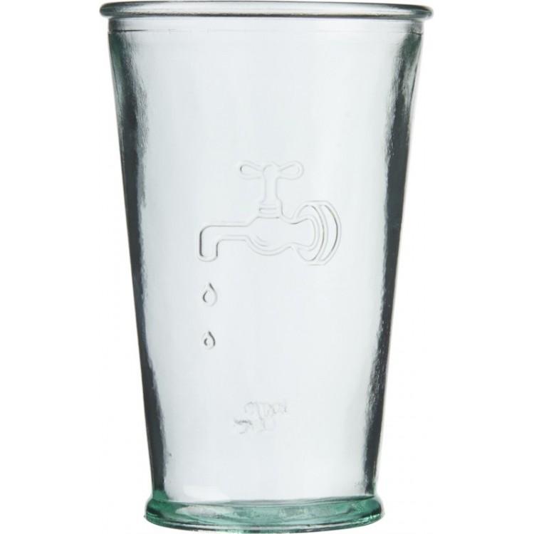 Bouteille carafe et verre recyclés publicitaire - Arts de la table personnalisé