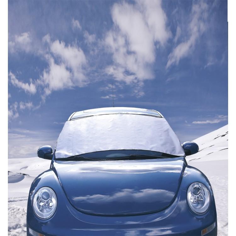 Pare-soleil - Automobile publicitaire