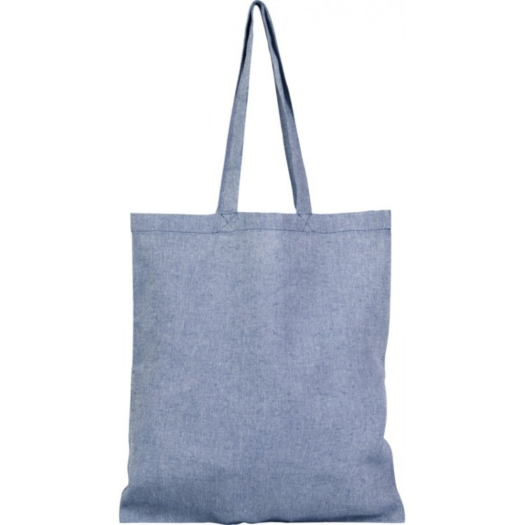 Sac en coton recyclé 38 x 42cm publicitaire - Tote bag personnalisé